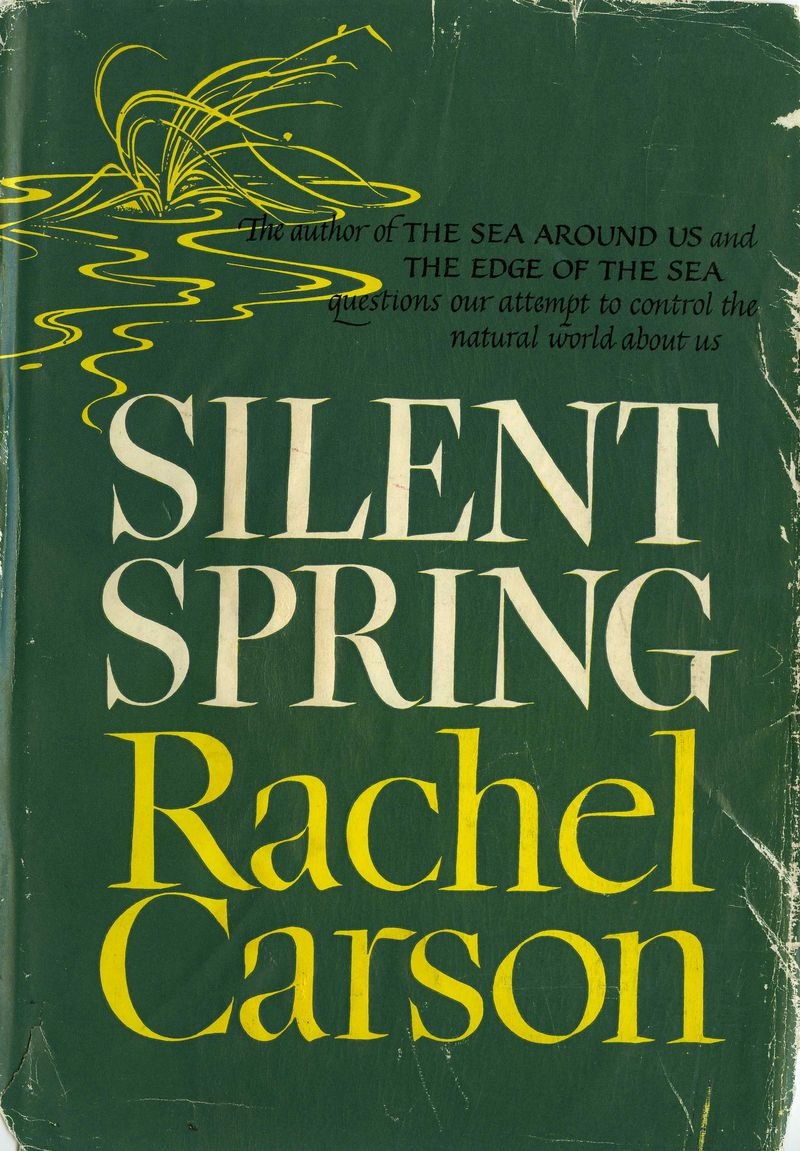 silent spring analysis Rachel carson's silent spring 3 contents introduction christof mauch and katie ritson stop saving the planet—and other tips via rachel carson for twenty.